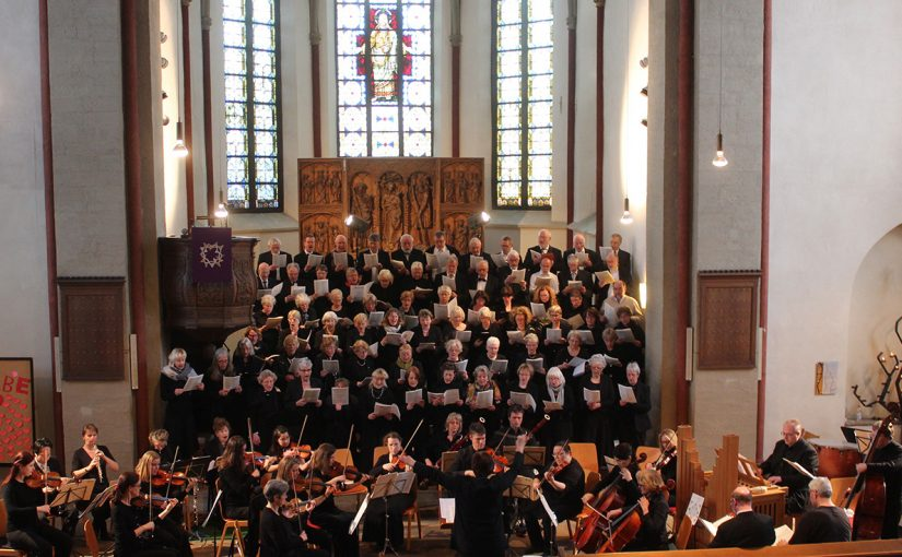 Felix Mendelssohn Bartholdy – ELIAS<br/>Samstag, 20. Juni 2020, 19:00 Uhr